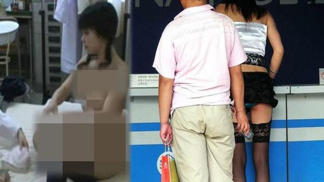 Giới trẻ Hong Kong và cơn sốt chụp ảnh thiếu nữ hở hang