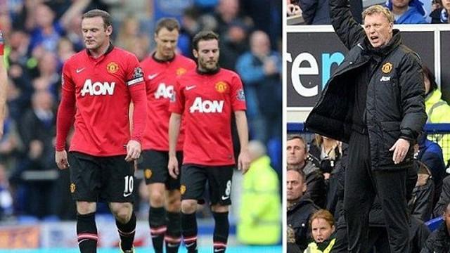 CHÍNH THỨC: Man United quyết định sa thải David Moyes