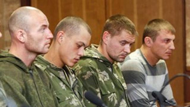 Ukraine đưa toàn bộ lính dù Nga bị bắt tới trại tạm giam ở Kiev