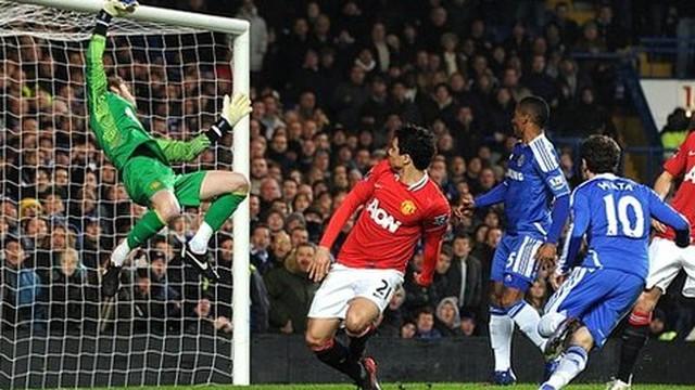 Nhìn lại trận cầu kinh điển Chelsea 3-3 Man United (2011/12)