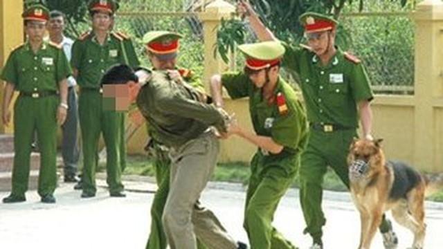 Công an bắt… nhầm một đại úy biên phòng đang phá án