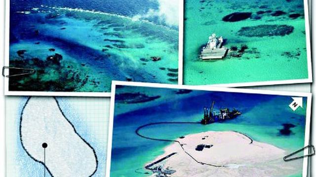 Âm mưu xây đảo nhân tạo ở Trường Sa, TQ muốn nuốt gọn Biển Đông
