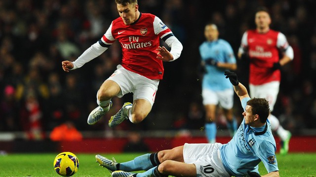 Box TV: Xem TRỰC TIẾP Arsenal vs Man City (18h45)