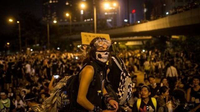 Người biểu tình Hồng Kông nhượng bộ