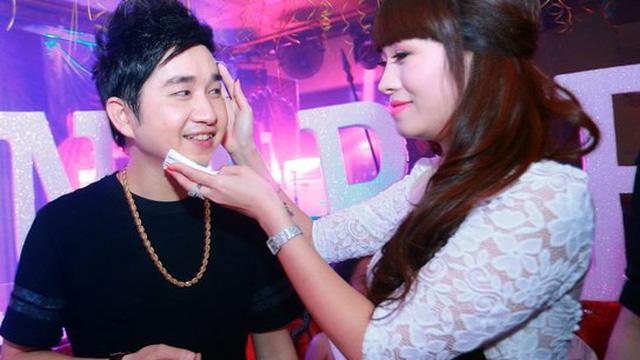 Khánh Phương, Bằng Cường tình tứ với Dung Ruby