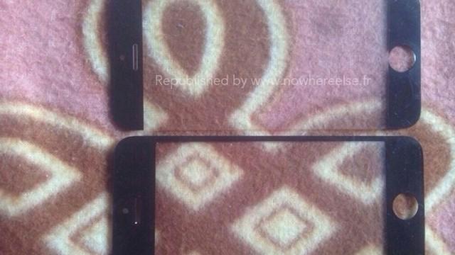 IPhone 6 rò rỉ hình ảnh mặt trước và kích thước mới