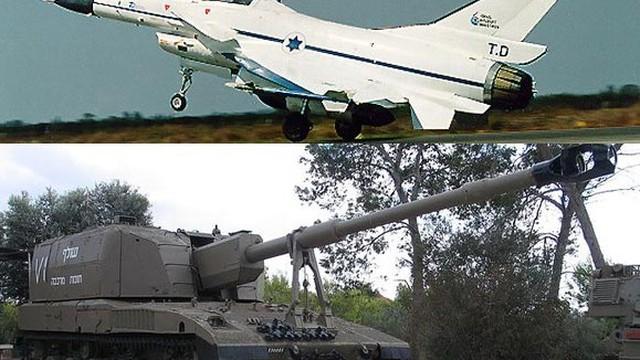 """Những vũ khí Israel bị Mỹ """"bức tử"""""""