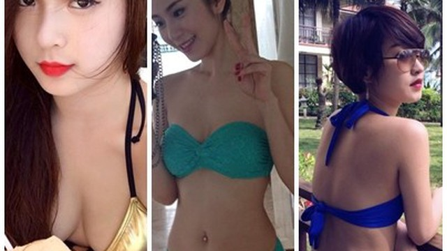 Hot girl Việt đã làm mẹ vẫn sở hữu đường cong nóng bỏng