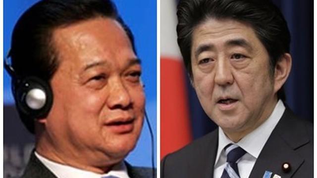 """""""Nghi án hối lộ"""": Thủ tướng Nguyễn Tấn Dũng nói gì với TT Nhật?"""