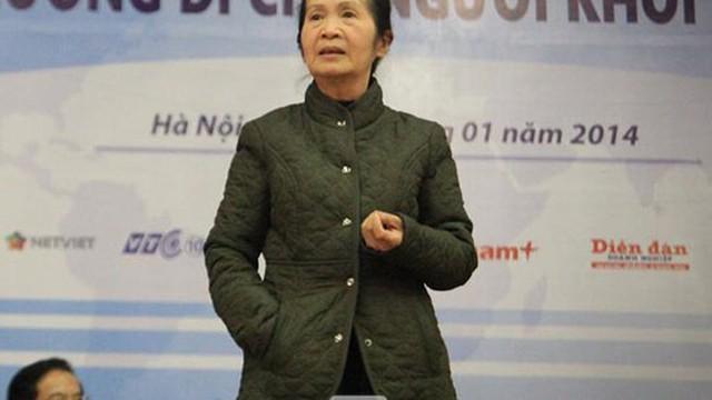 Bà Phạm Chi Lan: Hy vọng mới từ thông điệp của TT Nguyễn Tấn Dũng