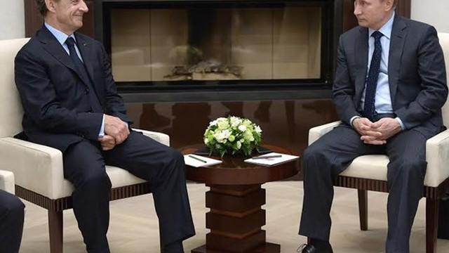 """Nga trở thành """"điểm tựa"""" giúp ông Sarkozy quay lại ghế Tống thống?"""