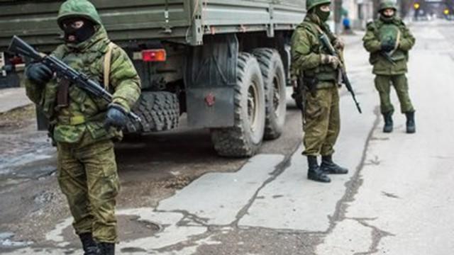 Nga lần đầu tiết lộ về 'Những người lịch sự' ở Crimea