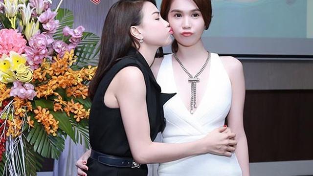 Ngọc Trinh khen MV gắn mác 16+ của Trà Ngọc Hằng