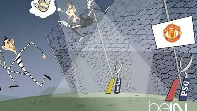 """De Gea trèo rào, khóc lóc đòi rời """"nhà tù"""" Man United"""