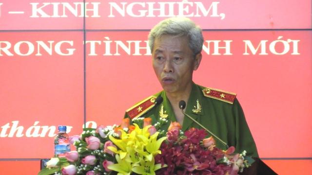 Tướng Công an sửng sốt với án giết người ở nông thôn