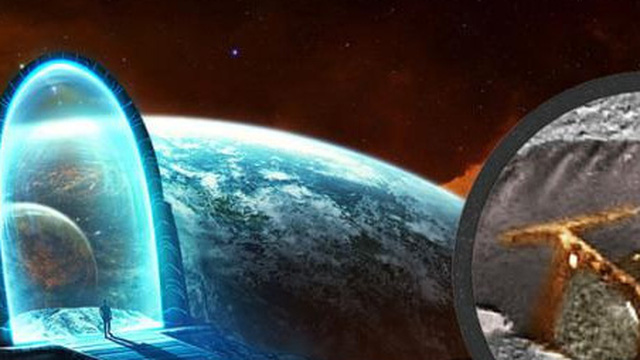 """Bất ngờ phát hiện """"cổng trời - đường hầm liên sao"""" trên sao Hỏa"""