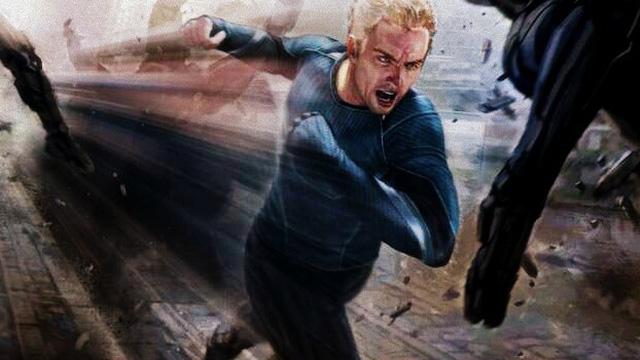 Tốc độ của dị nhân yểu mệnh trong Avengers 2 là bao nhiêu?