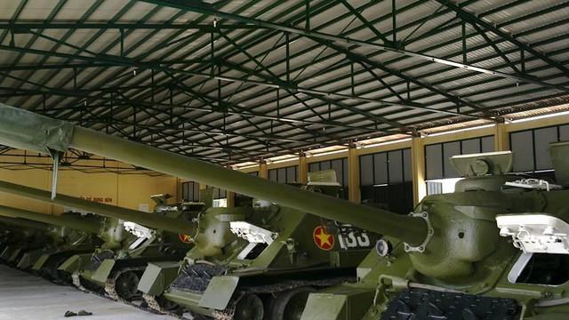 Uy lực pháo tự hành diệt tăng mạnh nhất Việt Nam