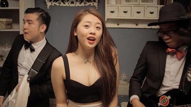 """Hot girl Vietnam Idol """"lột xác"""" với hình ảnh gợi cảm"""