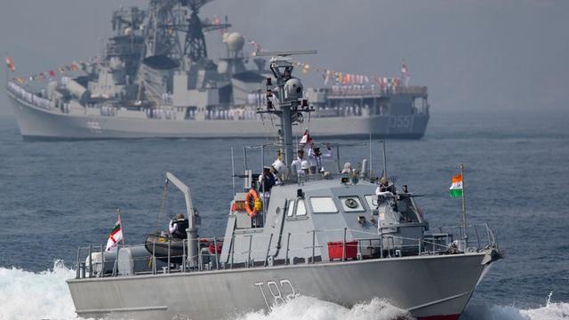 Nhật-Ấn ký hiệp định lịch sử, TQ giật mình vì tuyên bố chung xuất hiện... biển Đông