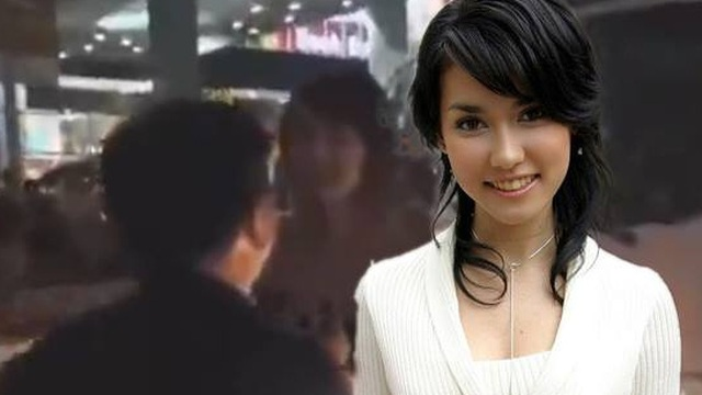 """Xôn xao với clip """"thánh nữ"""" Maria Ozawa gặp tai nạn xe hơi"""