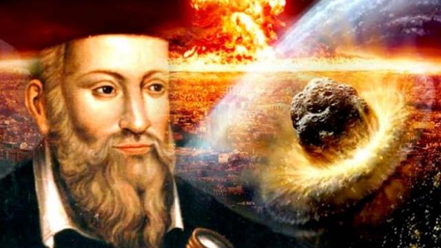 Rợn tóc gáy với lời tiên tri của Nostradamus về thế giới năm 2017