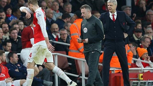 Thua đau đớn, Wenger bình tĩnh lạ thường