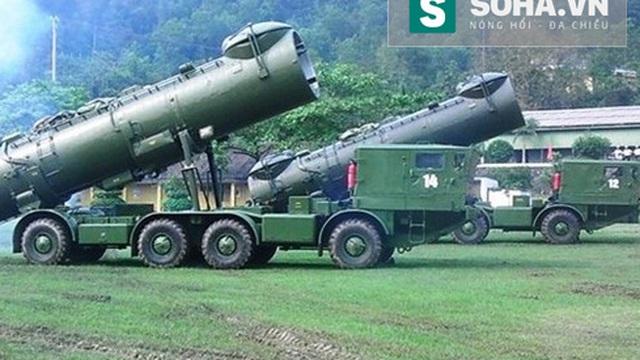 Đôi nét về lực lượng tên lửa bờ Việt Nam