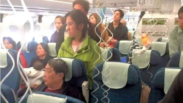 Máy bay A350 của VNA gặp sự cố, hàng trăm hành khách hoảng loạn