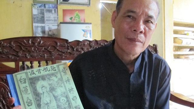 Bí kíp vô giá ẩn mình 20 năm ở biên giới Việt - Lào