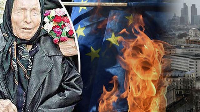 Giật mình với lời tiên tri của Vanga về sự kiện Brexit có thể trở thành sự thực!