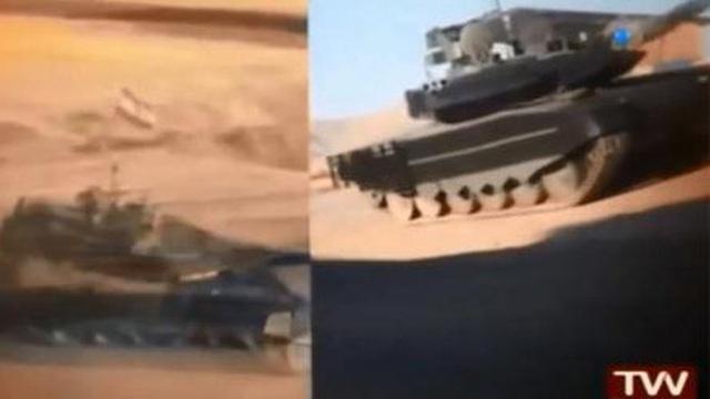 Xe tăng mới của Iran làm phương tây choáng váng?