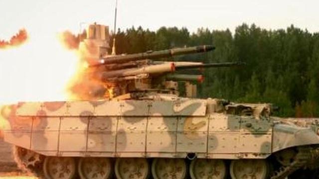 Báo Mỹ: Terminator sẽ là xe chiến đấu của kỷ nguyên mới