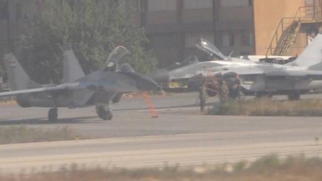 Nga trang bị cho tiêm kích MiG-29 Syria tên lửa R-77 tối tân