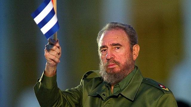 Hôm nay, Việt Nam để Quốc tang lãnh tụ Cuba Fidel Castro