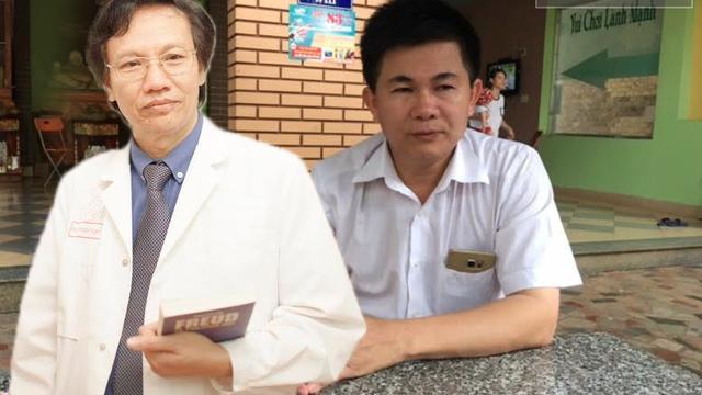 Ông Trần Minh Lợi nói gì trong cuộc gặp GĐ Sở Y tế Đăk Lăk?