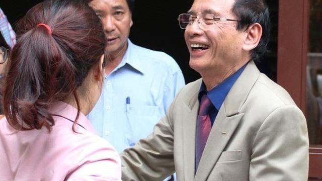 Đại gia Lê Ân thắng trong vụ tranh chấp nhà với con trai
