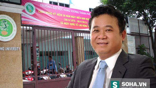 Ai ký quyết định cho toàn bộ giảng viên ĐH Hùng Vương nghỉ?