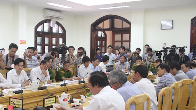 Điều tra, truy trách nhiệm các Sở, ban ngành vụ Formosa xả thải