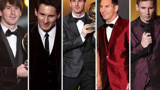 """Messi và câu chuyện sau """"những màn khôi hài"""" tại lễ trao giải QBV"""