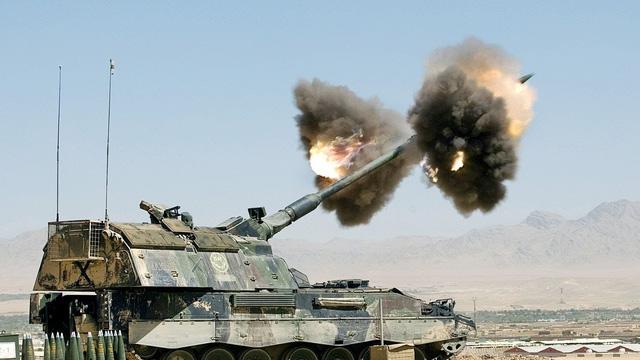Top 5 pháo tự hành mạnh nhất TG: Khó tin Trung Quốc bất ngờ góp mặt, Mỹ không sủi tăm!