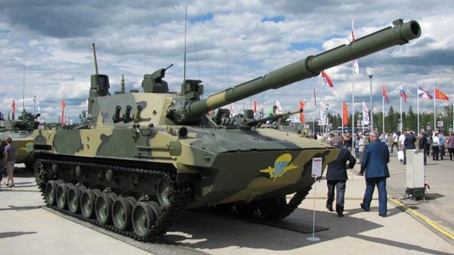 Pháo tự hành Việt Nam quan tâm chuẩn bị được lắp tên lửa định hướng mới