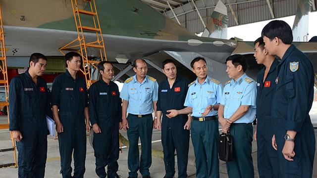 Trung đoàn 925: Bài học kinh nghiệm từ ban bay mẫu