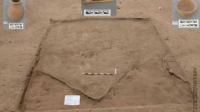 Các nhà khảo cổ phát hiện ra thành phố Ai Cập 7.000 năm tuổi, có những ngôi mộ lớn hơn cả lăng mộ hoàng gia
