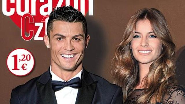"""Ronaldo """"nghiến răng"""" đá cô bồ hoa hậu đẹp như thiên thần, và đây là lý do"""