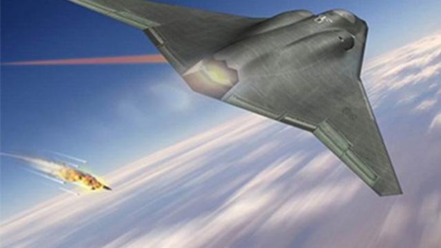 Không quân Mỹ tiết lộ thông tin về chương trình máy bay tiêm kích thế hệ mới