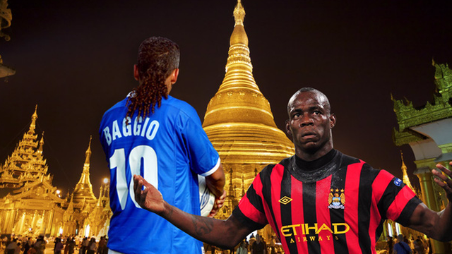 Phật giáo cứu rỗi Baggio, Balotelli thế nào?