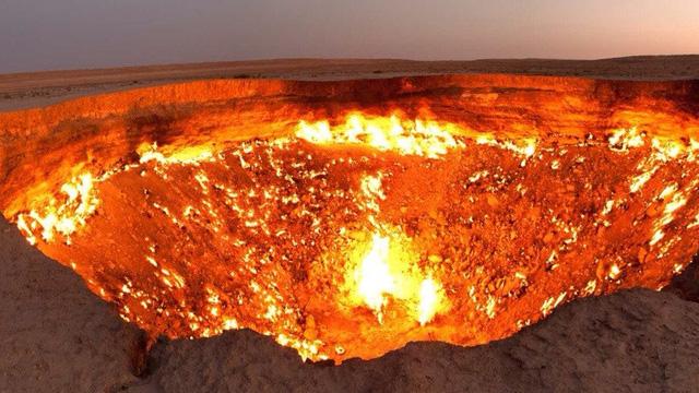 [Video] Nơi đây được gọi là Cổng địa ngục