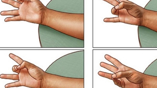 Hết đau khớp tay với 6 bài tập cực đơn giản nhưng hiệu quả cao