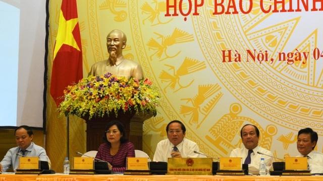Bộ trưởng Tuấn thông tin về việc cách chức ông Nguyễn Như Phong